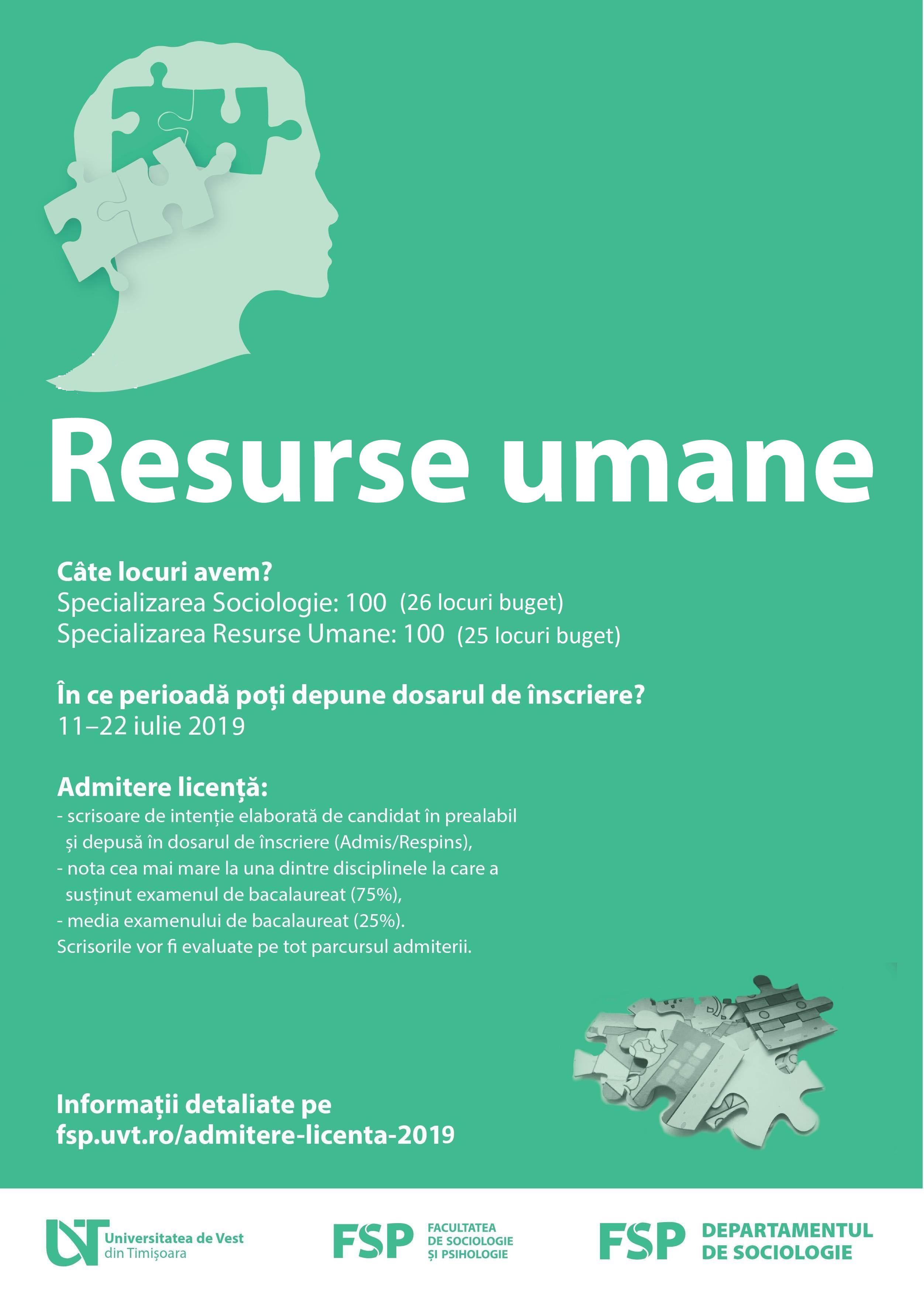 Resurse Umane