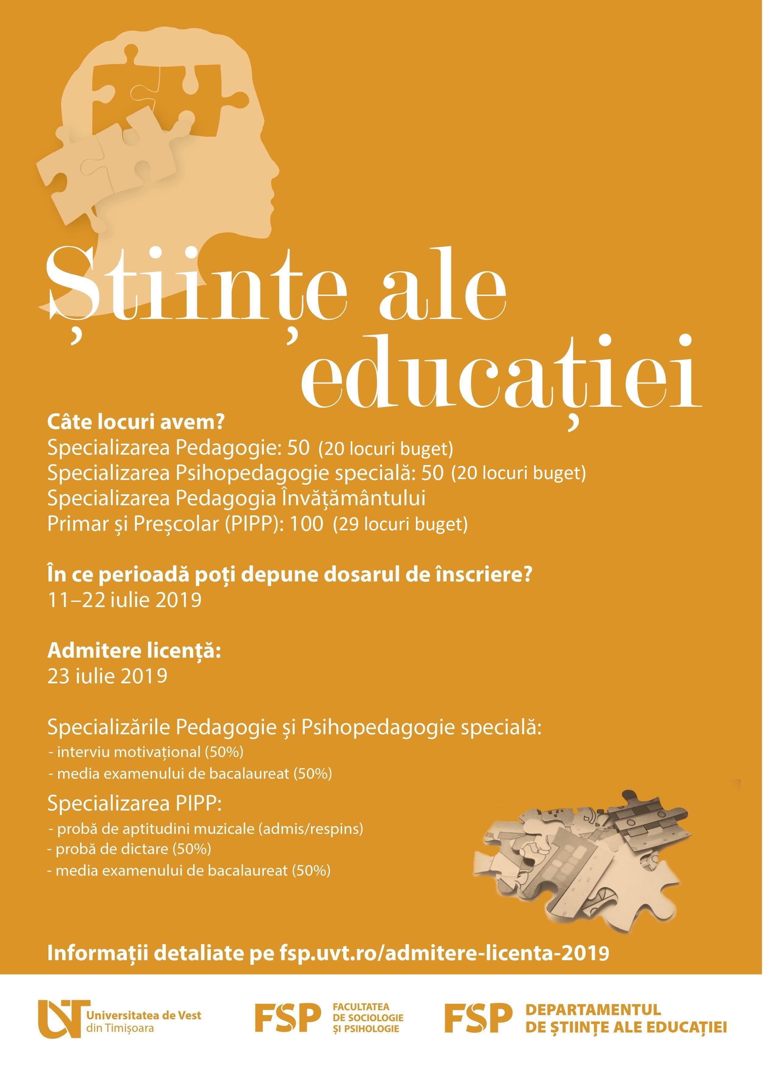 4.STIINTE ALE EDUCATIEI