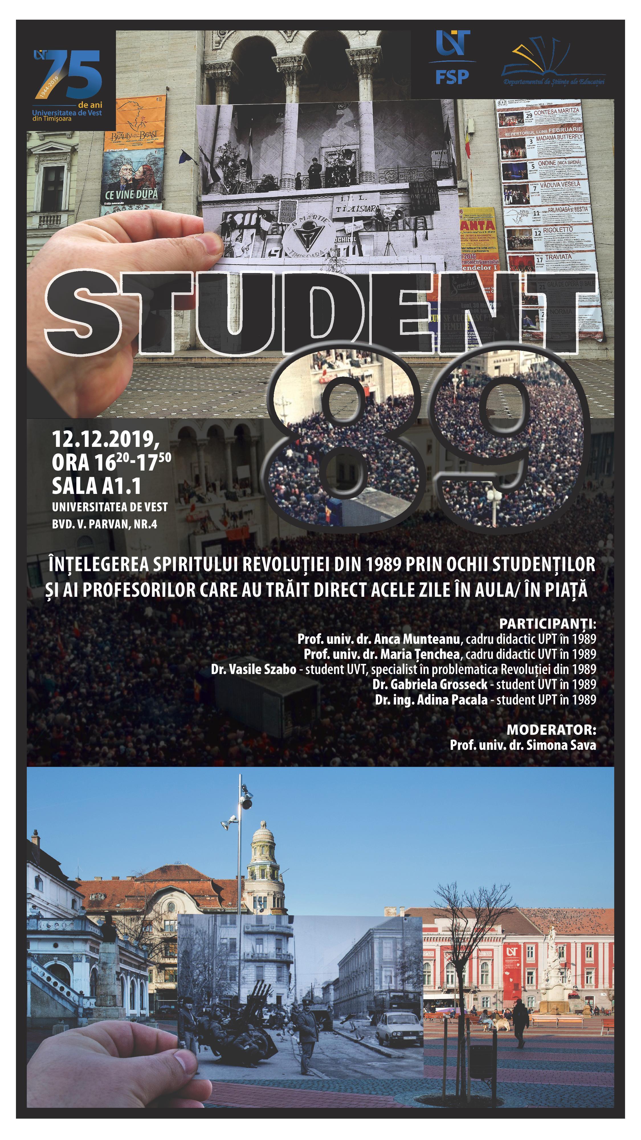 Afis Student 89