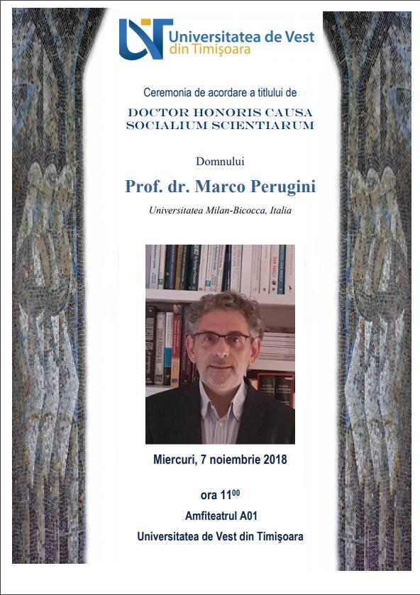 DHC-Prof. Marco Perugini