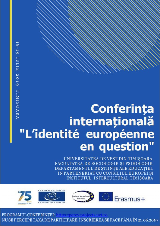 "Conferința internațională ""L'identité européenne en question"""