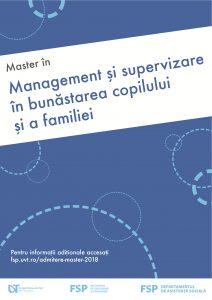 Management și supervizare în bunăstarea copilului și a familiei
